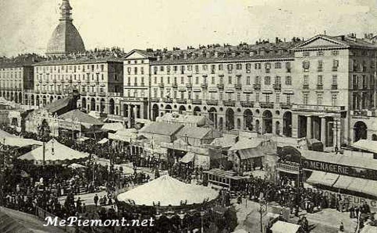 Carnevale in PiazzaVittorio