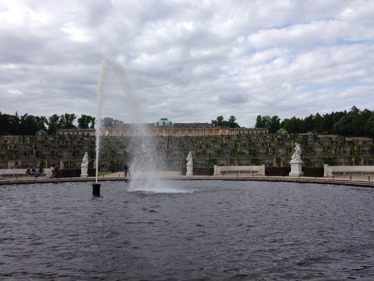 Palais Sanssouci, Potsdam, Germany