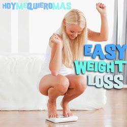 BAJA DE PESO sin sufrir. Easy weight loss. Tips para bajar de peso sin sufrir en el intento!