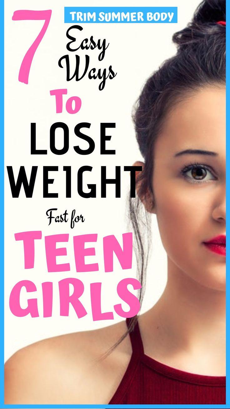 Wie man schnell Gewicht verliert für jugendlich Mädchen – Diätpläne, um Gewicht zu verlieren