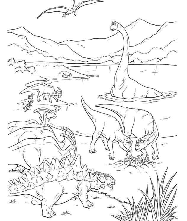 Top 10 Dinosaur King Coloring Pages