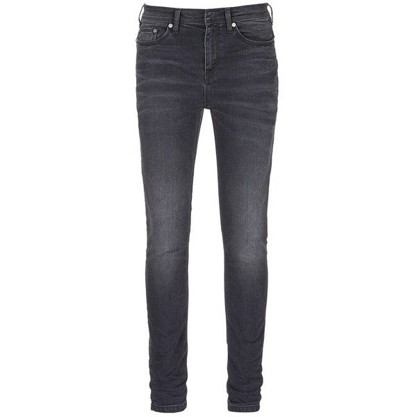 Neil Barrett Skinny fit jeans ($310) ❤ liked on Polyvore featuring men's fashion, men's clothing, men's jeans, grey, mens gray jeans, mens grey skinny jeans, mens skinny fit jeans, mens grey jeans and mens skinny jeans