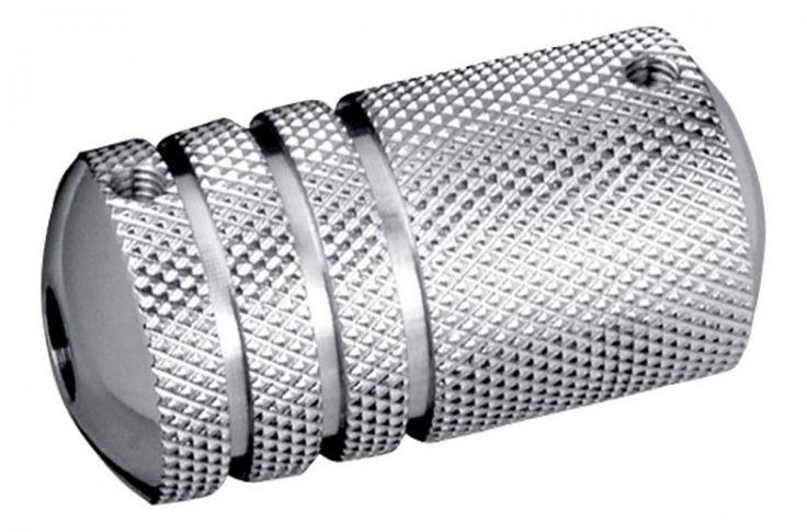 Premium Stainless Steel Grip - Knurled - From £7.95  #gripstipstubes #tattoosupplies #magnumtattoosupplies