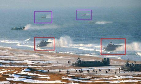 North Korean Hovercraft klone wars.