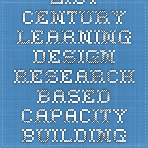 21st Century Learning Design - Research Based Capacity Building for Teachers - Microsoft UK Schools blog - Site Home - MSDN Blogs
