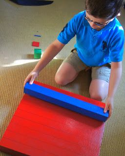 """Making Montessori Ours"": Montessori Hierarchical Presentation - Place Value to One Million"
