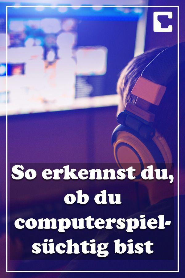 Computerspielsuchtig Wie Sie Die Sucht Erkennen Computer Sucht Computersucht