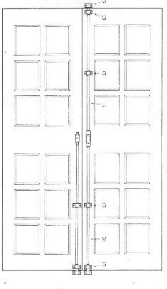 Door and window handles