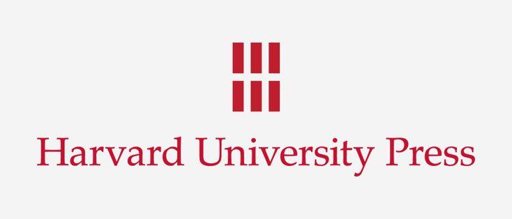 harvard university press new logo by chermayeff & geismar