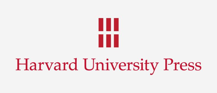 harvard university press new logo by chermayeff & geismar