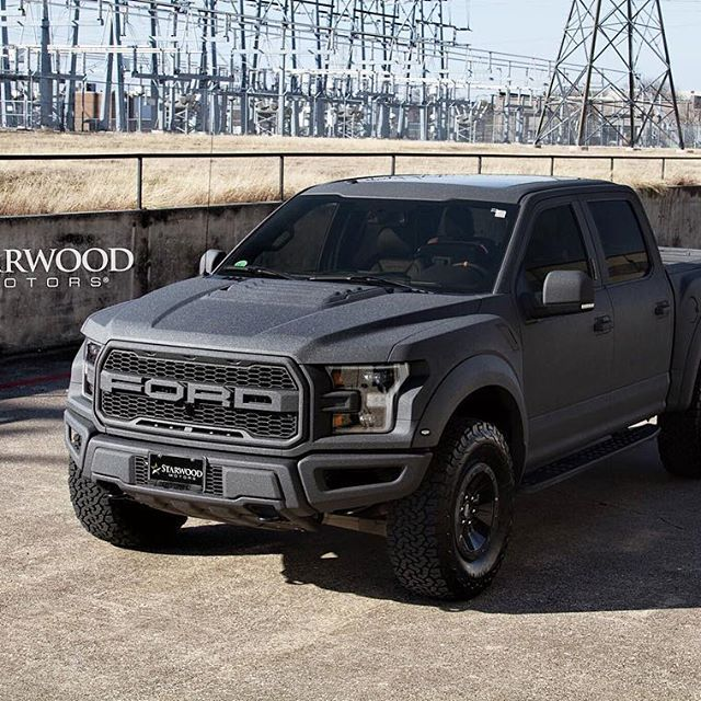 Just finished up this awesome new 2017 Ford Raptor!