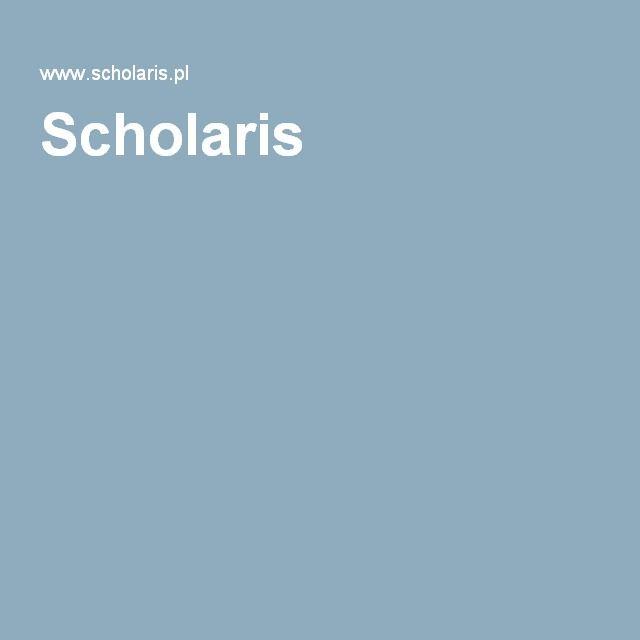Scholaris - portal wiedzy dla nauczycieli