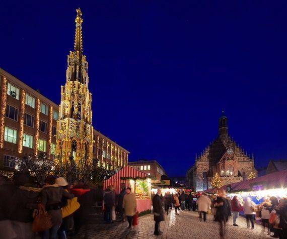 Descoperim unul dintre cele mai vechi târguri de Crăciun. 10 lucruri despre obiceiuri, istorie și evenimentele care ne așteaptă în Nürnberg.