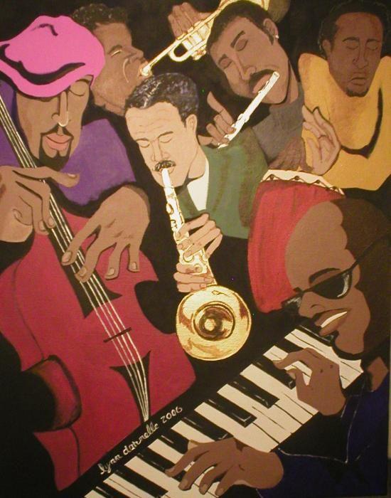 Il trio jazz aveva finito di eseguire Corcovado e i clienti  avevano iniziato ad applaudire. Succedeva sempre cosí, man  mano che si faceva notte, i musicisti si sentivano sempre  piú a loro agio e si creava un'atmosfera piú intima. Fra un  pezzo e l'altro, il pianista beveva vino rosso e il bassista si  accendeva una sigaretta. [Nel link Oscar Peterson e il suo trio in CORCOVADO. Roma, 1969]
