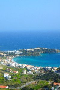 Februari winter vakantie naar Kreta