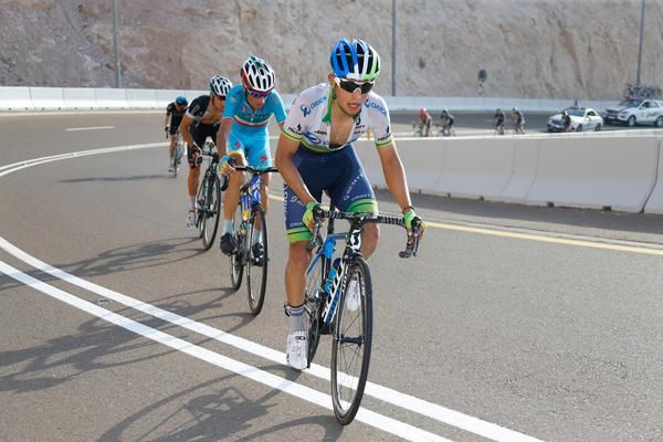 Chaves wins stage 3 off the 2015 Abu Dhabi tour