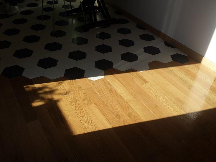 pavimento floor esagoni