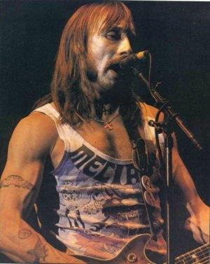 Dave Brock of Hawkwind (1979?)