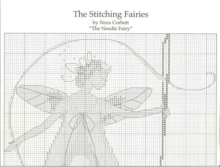 Gallery.ru / Фото #2 - NC003 - The Needle Fairy - mornela