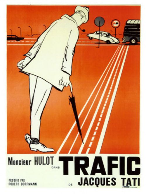 Traffic (Jacques Tati - 1971)