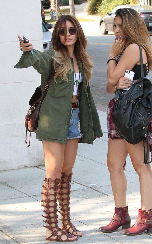 Vanessa and Stella Hudgens | GossipCenter - Entertainment News Leaders