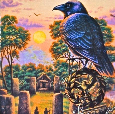 The Forest House Marion Zimmer Bradley Cover Art Detail