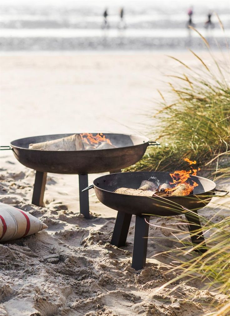 Foscot Fire Pit In 2019 Fire Pit Bbq Wood Charcoal Outdoor Fire