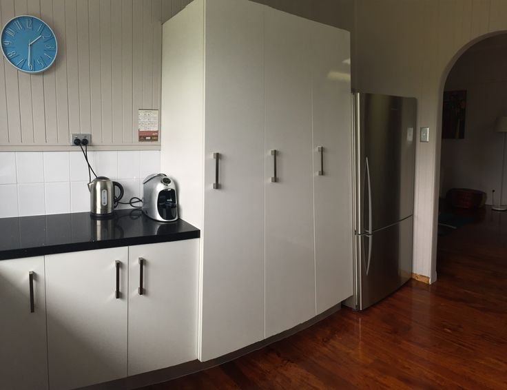 #airbnb.com.au/rooms/5644301  Our brand new kitchen