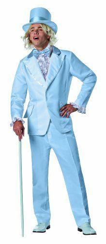 Rasta Imposta Dumb and Dumber Harry Dunne Tuxedo Costume, Blue, One Size Rasta Imposta http://www.amazon.com/dp/B00507FEAY/ref=cm_sw_r_pi_dp_nQeQvb1BQEXHE