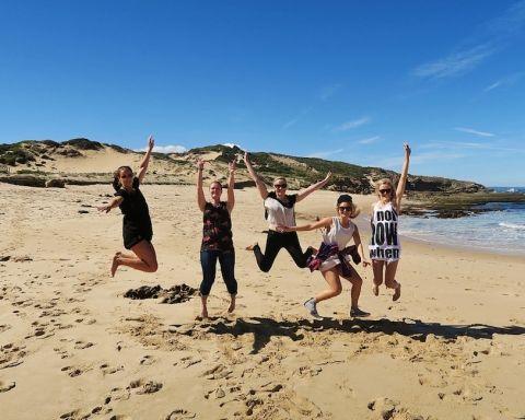 Tyttöporukassa läpi Australian itärannikon