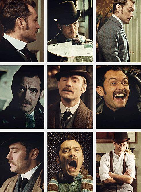 185 best holmes images on Pinterest Sherlock holmes, Robert - dr watson i presume