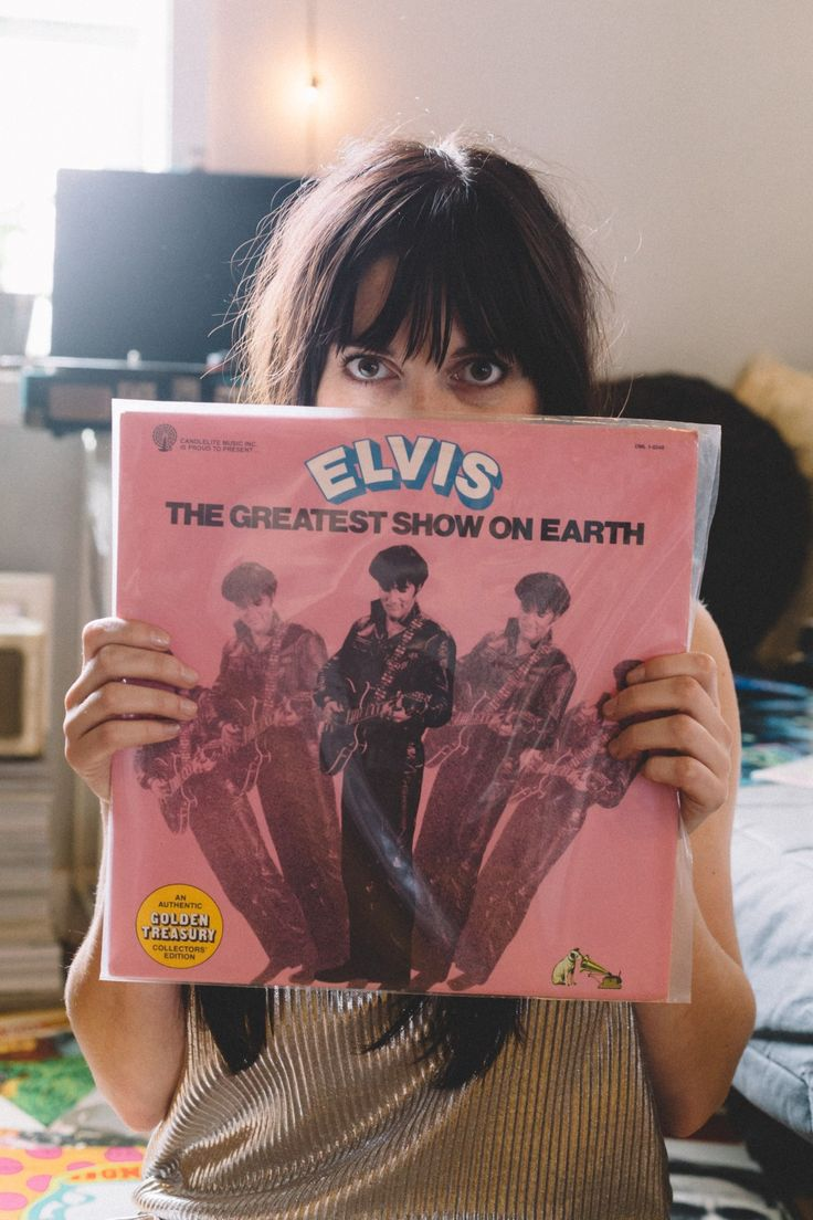Record Collector: Alyssa Rae Hoffman - Urban Outfitters - Blog