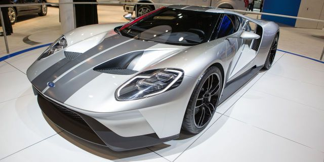 Ford GT Ordering Begins This Month, Here's the Criteria to Get in Line