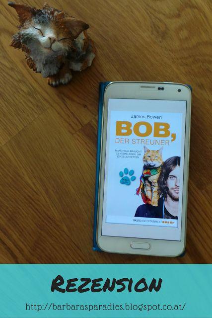 Bob und James konnten mich leider nicht so begeistern wie erwartet. Trotzdem eine schöne Geschichte über Freunde! Empfehlenswert für Katzenliebhaber! Meine Rezension findet ihr auf meinem Blog!