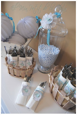 Details for a baby party