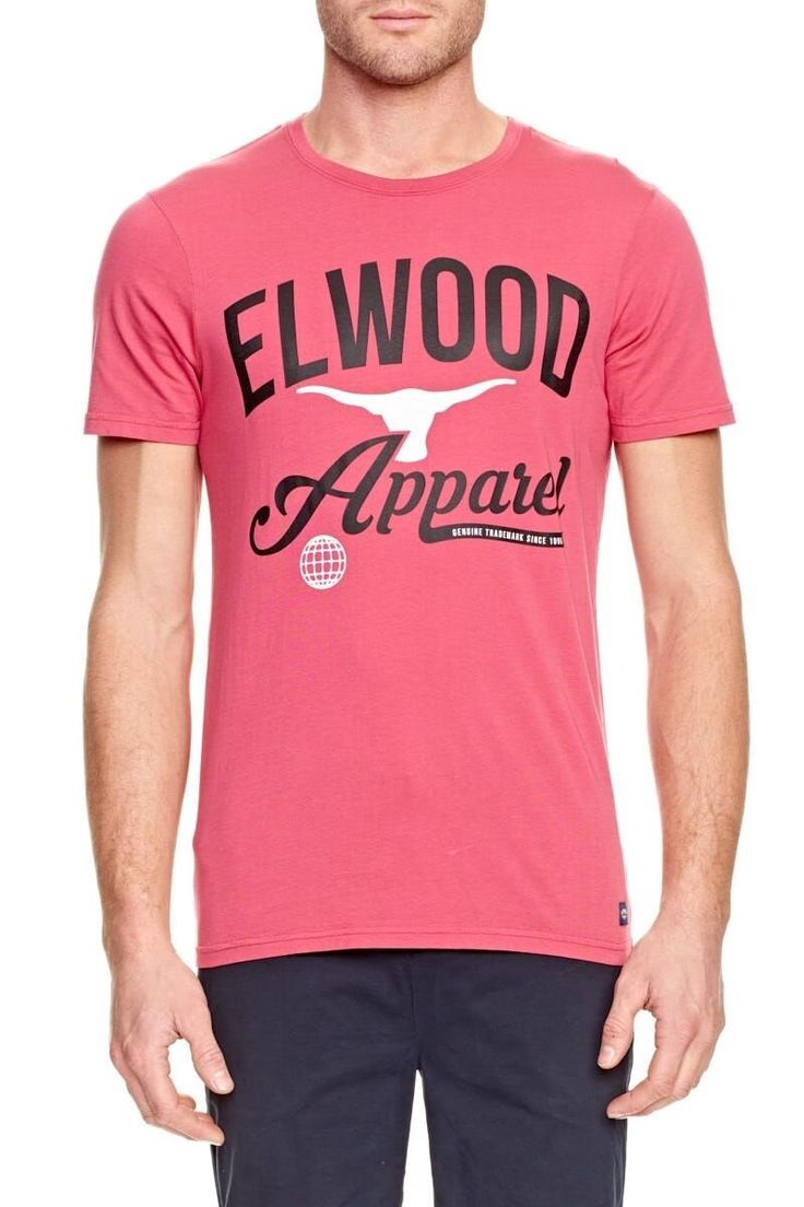 ELWOOD CLOTHING - Chain Tee