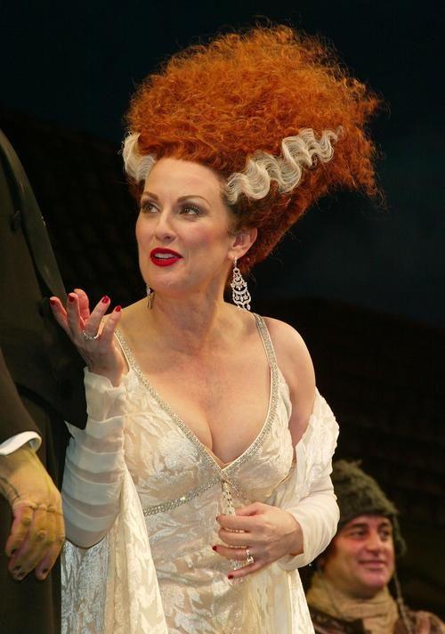 Megan Mullally in Young Frankenstein