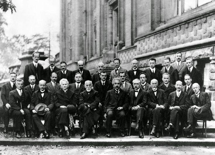 The Solvay Conference probably the most intelligent picture ever taken 1927