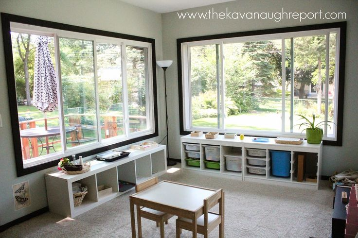 The Kavanaugh Report: Montessori Homeschool Classroom