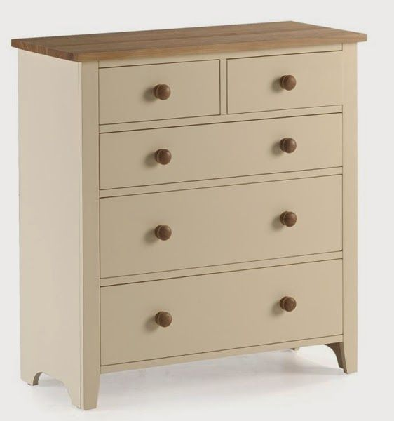 Home Genies- Home and Garden products: Ivory / Cream Pine Wooden Furniture