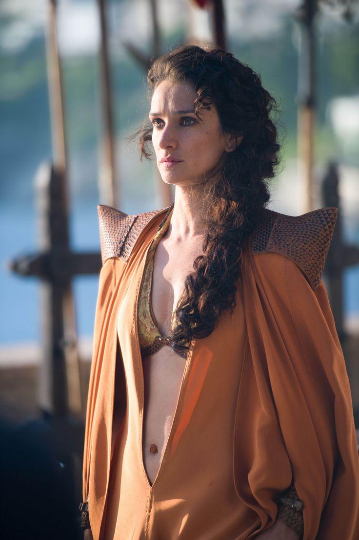 Ellaria Sand [Game of Thrones Season 4, Episode 8 HQ Stills]