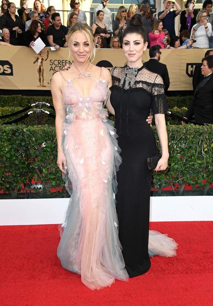 Kaley and Briana Cuoco..... - Celebrity Fashion Trends