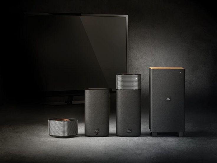 Fidelio Home Cinema CSS7235Y (E5)   Home cinema sound system   Beitragsdetails   iF ONLINE EXHIBITION