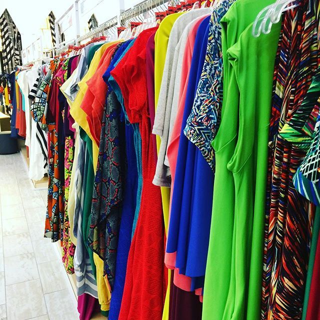 Select your shade... with so many incredibly amazing local designs in store you can pick & mix your favourites! #southafrica #fashion #sadesign