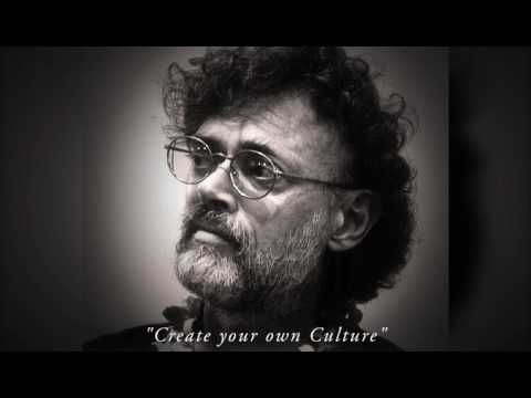 Terence McKenna - You Can Be A Free Human Being - YouTube