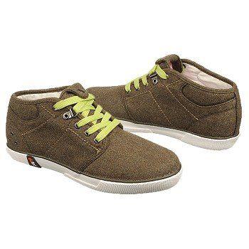 GBX 13399 Shoes (Olive) - Men's Shoes - 11.5 M