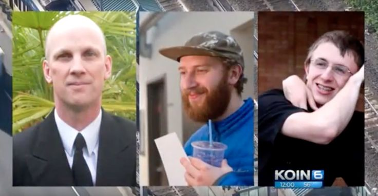 After a racist murderer began ranting at two Muslim women on a Portland commuter train, three men who stepped up to defend the two women were stabbed. Ricky John Best and Taliesin Myrddin Namkai Meche died and a third man, Micah Fletcher, survived with...Muslims in Portland have raised 500,000.00 for the families of the Portland Heroes.
