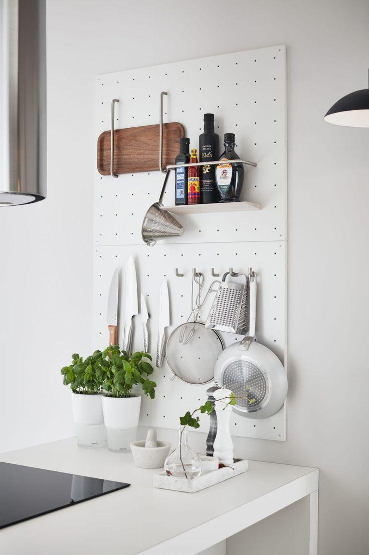 Peggi-päätylevy - Keittiömaailma #keittiö #kitchen