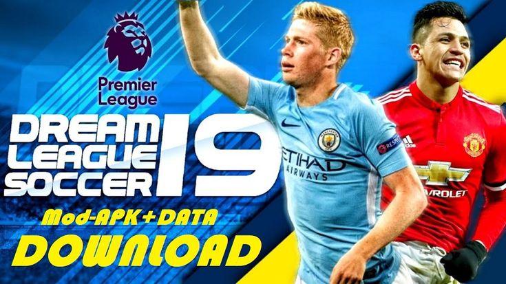 DLS19 Premier League Mod Apk - Dream League Soccer 2019 Premier League Edition Android Offline 300 MB HD Graphics Full Free Download Game. DLS 19 – Dream League Soccer 2019 Premier League Edition i