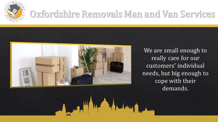 Oxford Man and Van Service